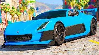 "GTA 5 ONLINE NEW ""COIL CYCLONE"" DLC CAR GAMEPLAY, CUSTOMIZATION & SECRET FEATURES (GTA 5 Update)"