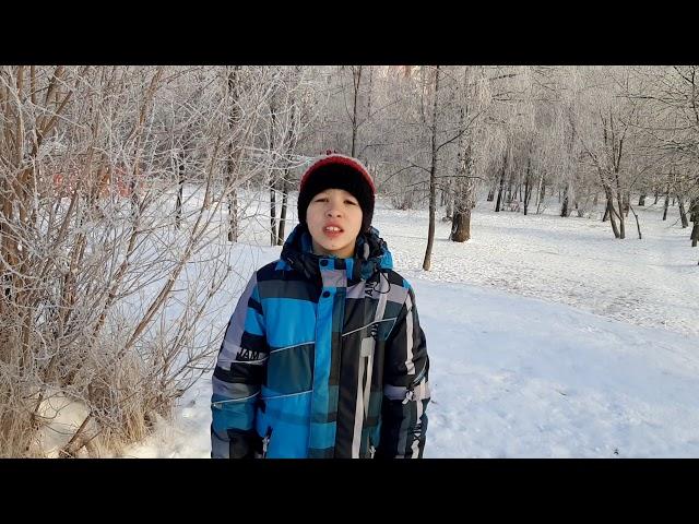 Изображение предпросмотра прочтения – ПавелОлин читает произведение «Поёт зима— аукает…» С.А.Есенина
