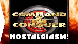 Command & Conquer 95 HD ► Classic RTS Gameplay in Widescreen! - [Nostalgiasm]