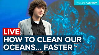 Boyan Slat: How we will rid the oceans of plastic (May 2017)