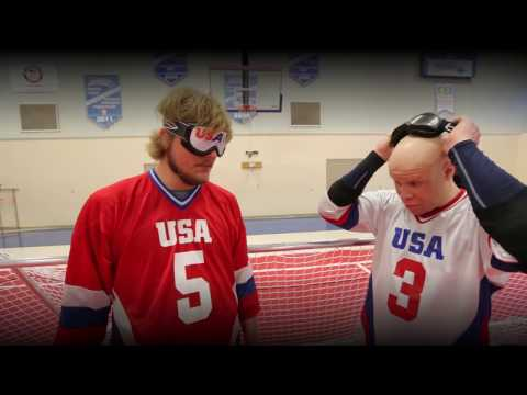 Goalball Video