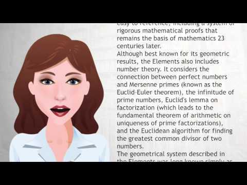 Euclid - Wiki Videos