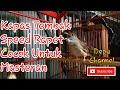 Kapas Tembak Gacor Speed Rapet Cocok Untuk Masteran Dan Tarikan Burung Bahan  Mp3 - Mp4 Download