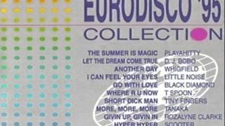 4.- NATION OF DREADS FEAT. TERRA W.A.N. - I Like To Move It (EURODISCO '95)