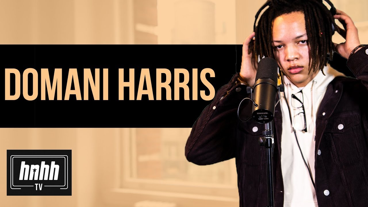 Domani Harris HNHH Freestyle Sessions Episode 046 - YouTube