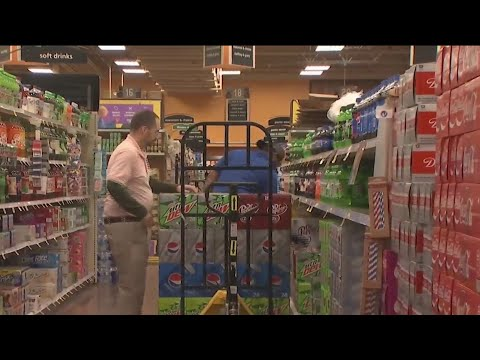 Grocery Stores Roll Out New Changes To Promote Social Distancing, Follow Executive Order