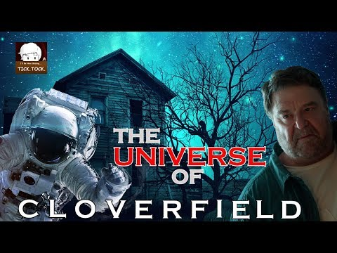The Cloverfield Paradox UNIVERSE! (Theory)