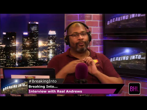 Breaking Into...Acting and Success Coaching with Réal Andrews | Black Hollywood Live