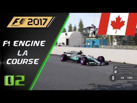 F1 Engine - Grand Prix du Canada