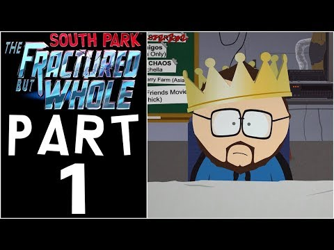 """South Park: The Fractured But Whole - Let's Play - Part 1 - """"Character Creation, Coon And Friends"""""""