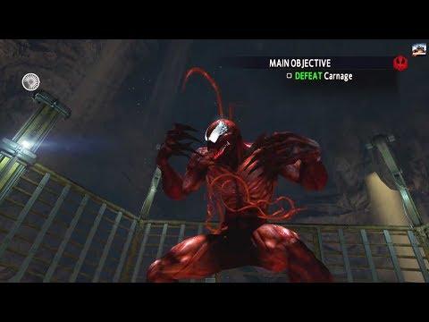 The Amazing Spider Man 2 Maximum Carnage Youtube