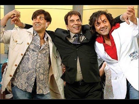Ankh Vich Chehra Pyaar Da Full Song | Apne | Dharmendra, Sunny Deol, Bobby Deol, Katrina Kaif