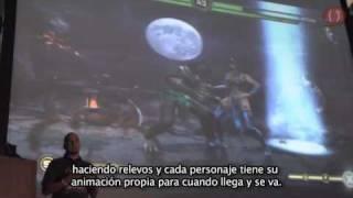 Mortal Kombat se presentó en México