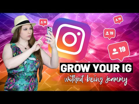 How To Build A Following on Instagram (Without Buying Scammy Followers)