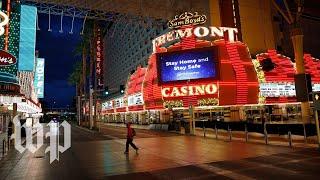 No shows, no slots, no visitors: Coronavirus devastates Las Vegas