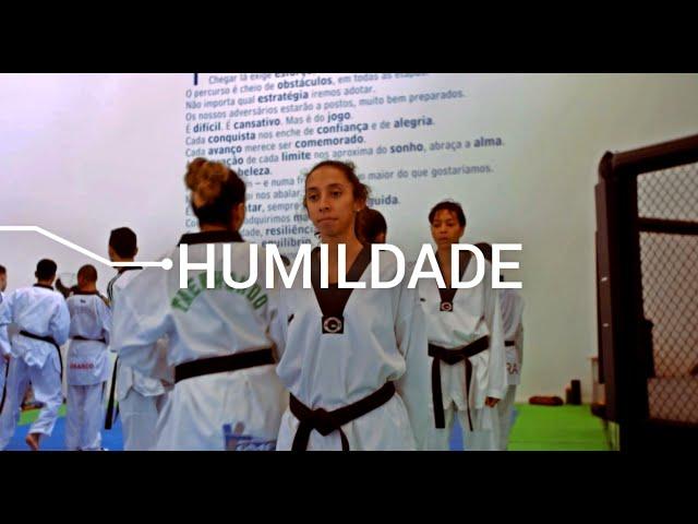 #AbraceoEsporte - Humildade
