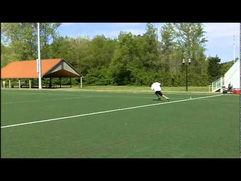 RB ALLEN WILLIAMS FOOTBALL COMBINE CHALLENGE .COM NFL COMBINE TESTING .wmv