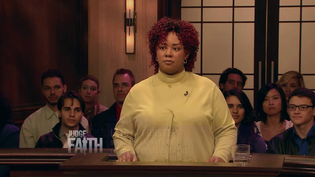 Judge Faith - As Is Junk; Family Money Pit (Season 3 ...