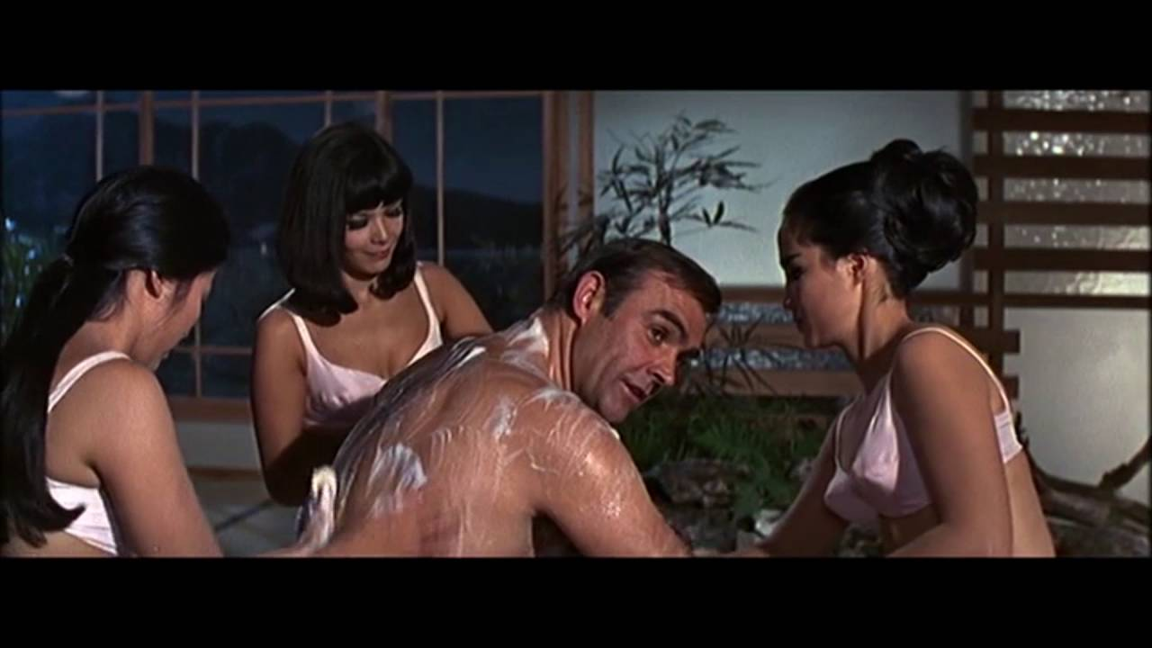 Topic James bond bathtub scene sorry