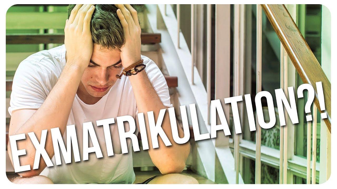 Kann man nach exmatrikulation nochmal studieren