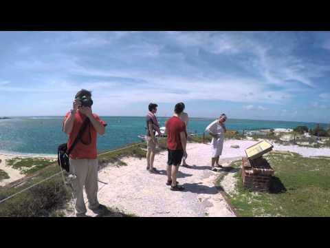 Valdosta Film VLOG #5 - Florida Keys Vacation 2 (Dry Tortugas National Park) - May 2015