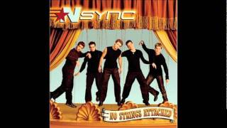 'N Sync - No Strings Attached(: (Lyrics:) Baby you're not the only ...