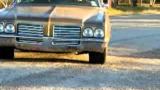 1970 Oldsmobile police option b-07 delta4sale3.mov