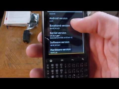 PCD Venture - Virgin Mobile - Unboxing