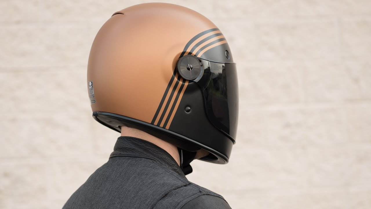 Bell Matte Copper Forge Helmet Overview