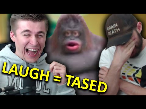 YOU CANNOT LAUGH