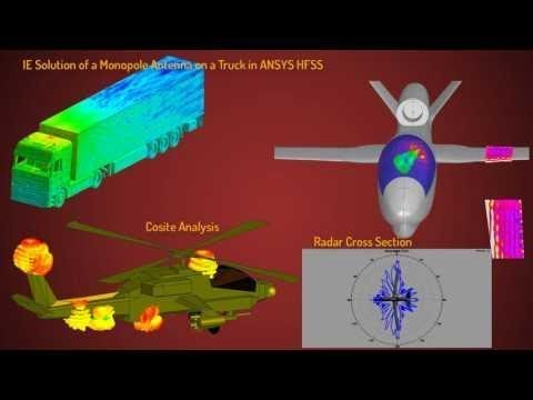 ANSYS HFSS: Overview of Antenna Simulation - Part 1