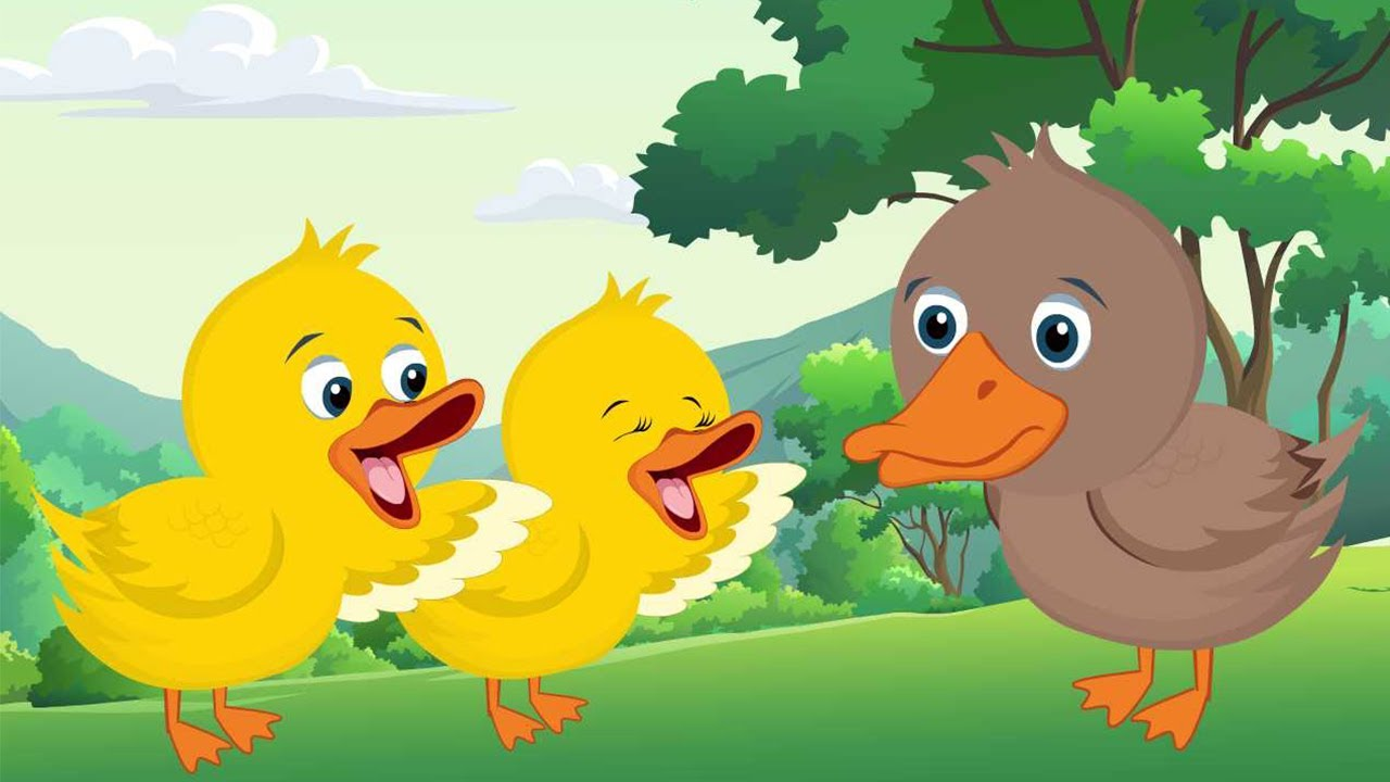 The Ugly Duckling Song For Children