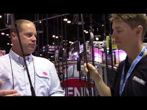 Penn Carnage II Surf Rods At ICAST 2015