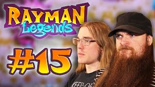 Rayman Legends: Worm Cake - Part 15 - Smooth Mcbros