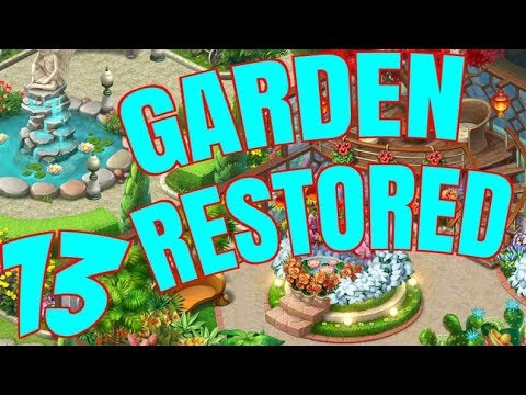HOMESCAPES Gameplay Story Walkthrough Video | Garden Restored Area Day 6  sc 1 st  YouTube & HOMESCAPES Gameplay Story Walkthrough Video | Garden Restored Area ...