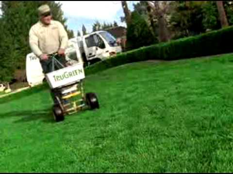 trugreen lawn care commercial