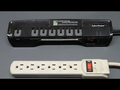 Convert - Energy Saver Power Strip to Normal Power Strip