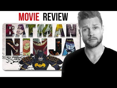 Batman Ninja Movie Review (No Spoilers)