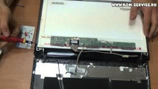 Замена матрицы Acer 5750(, 2013-09-20T08:03:11.000Z)