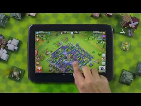 Clash Of Clans  Save Your Game Progress With Google+ Android