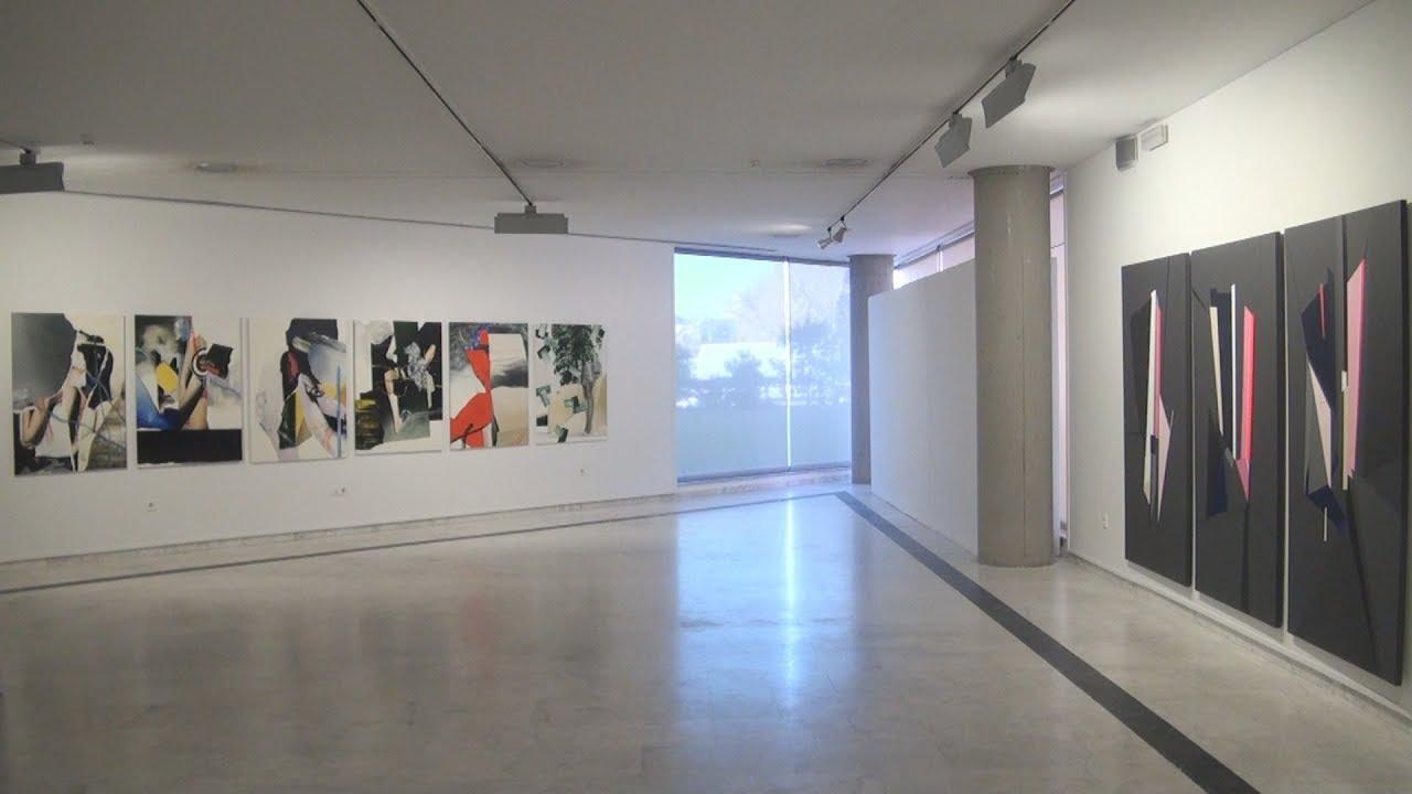 Exposición 'Fragmentos de una intuición ' en la Sala José Saramago ...