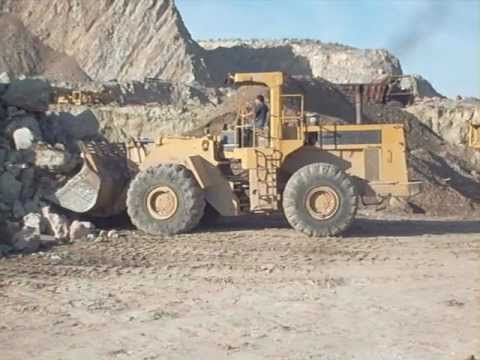 ef3678129 Caterpillar 980-F - YouTube