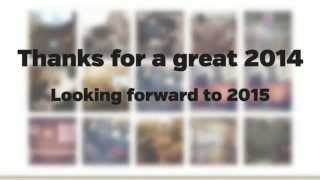 Animoto Instagram Year in Review 2014