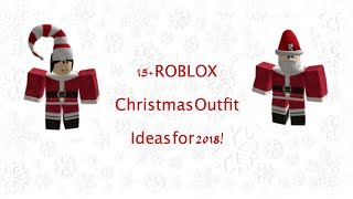 15+ ROBLOX Christmas Outfit Ideas for Boys and Girls !!! - 2018 | Puchee