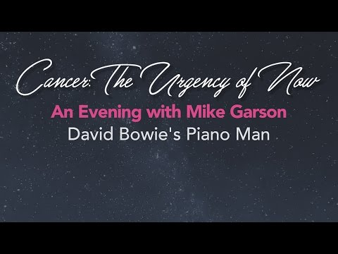 An Evening with Mike Garson: David Bowie's Piano Man