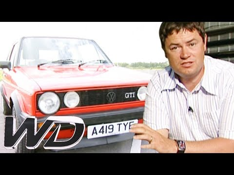 Mike Buys A Legendary Volkswagen Golf GTI For £650 | Wheeler Dealers