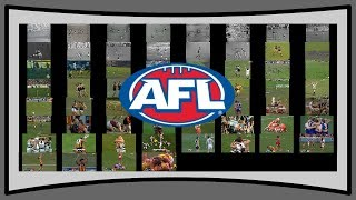 VFL/AFL Grand Finals 1960-2017 (Final Siren)