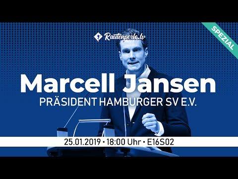 '24,9%? Immer gesprächsbereit sein!' | Rautenperle.tv - HSV-Talk mit Marcell Jansen | E16S02