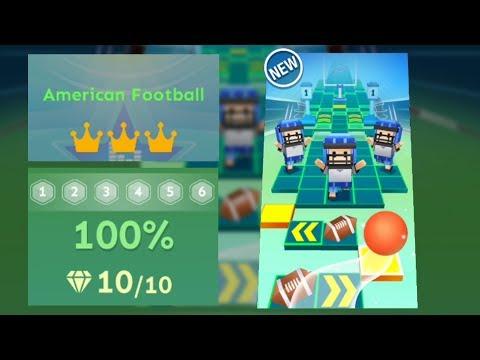 Rolling Sky - American Football
