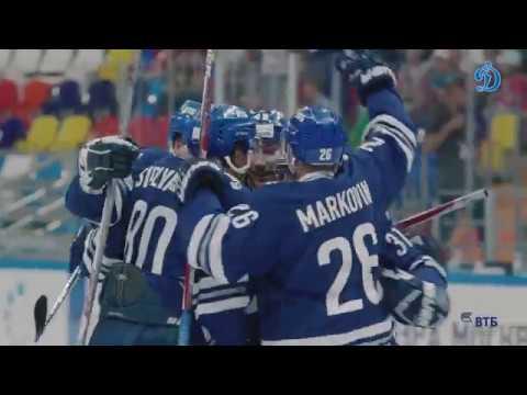 ХК Динамо(Москва) vs ХК СКА(Санкт Петербург) 5:1 /последняя 6 игра плэй офф 2012-2013/ DINAMO-SKA